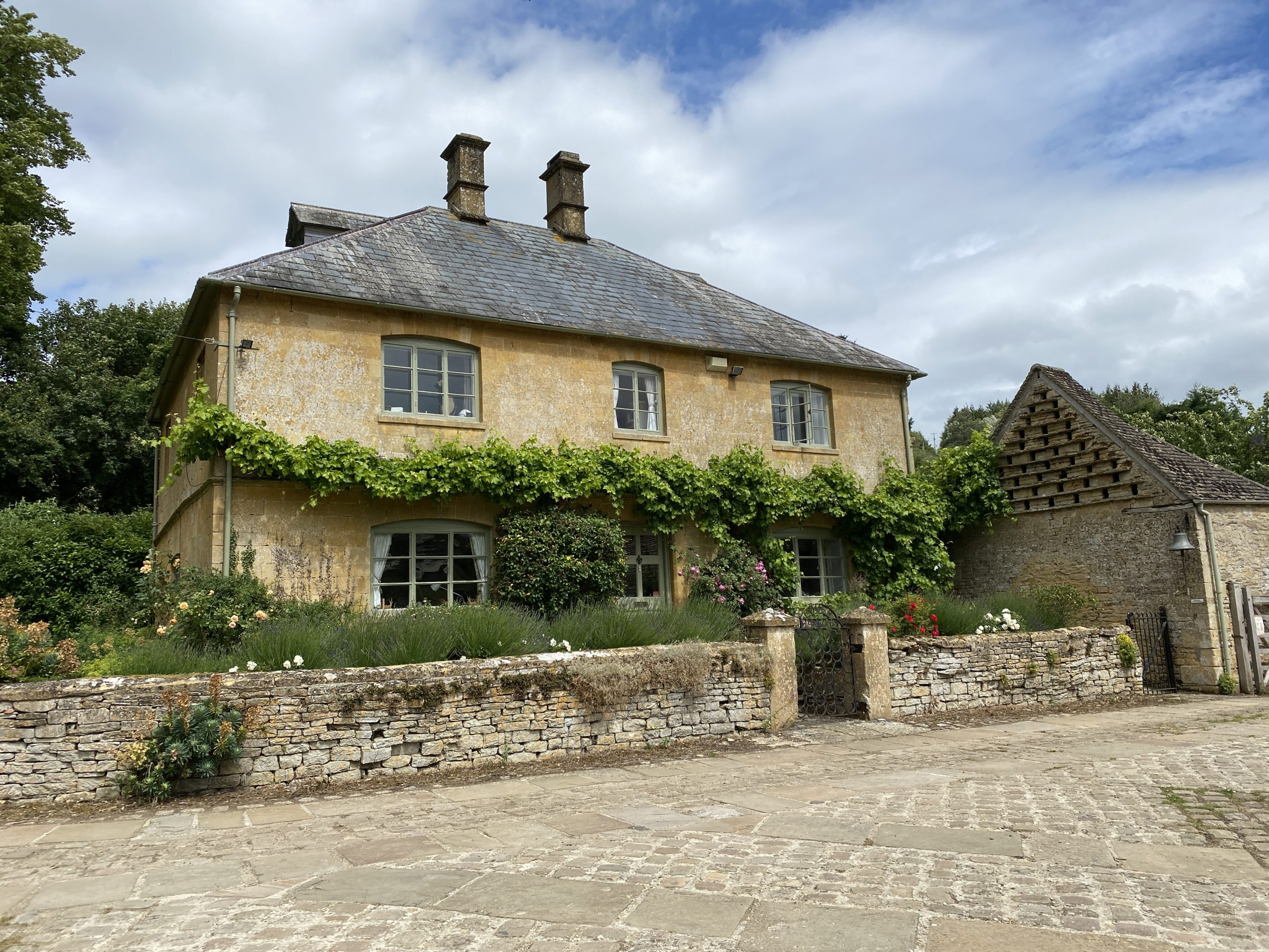 Alterations to Grade II listed Home, Cotswolds